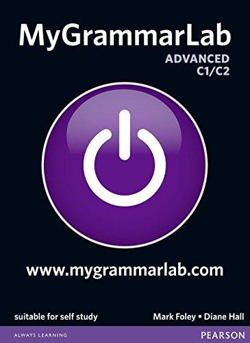 MyGrammarLab. C1-C2. No key-Piattaforma. Per le Scuole superiori. Con espansione online