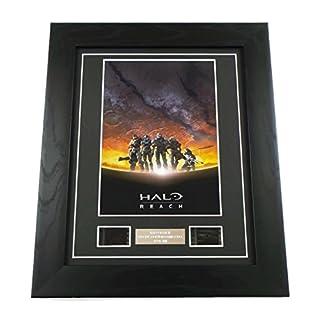 Halo Reach Limited Edition Framed