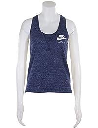 Nike - T-shirt - Femme bleu bleu