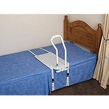 NRS Healthcare M48192 - Asidero para camas 2 en 1