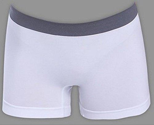 Nouvelle Salle De GymFulltime® Femmes D'éTé De Sports Doux Maigres Shorts De Pantalon De Yoga Blanc