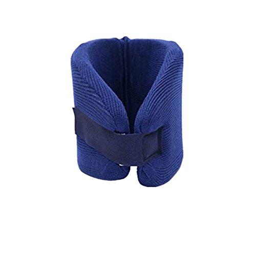 ROSENICE Collar Cervical Soporte Cuello Almohada Esponja