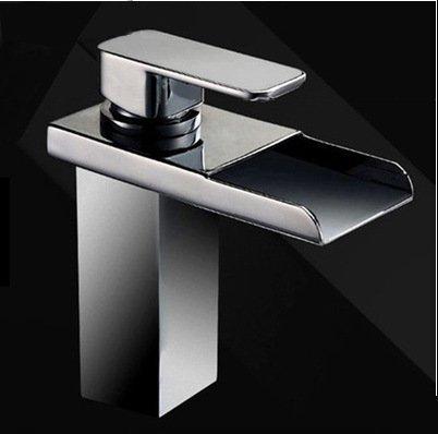 BL @ Robinet de lavabo calibre Cocks de Sleek, robinets minimaliste