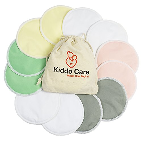 kiddo-care-washable-organic-bamboo-nursing-pads-12-pack-colored-6-pairs-reusable-breast-padsbra-pads