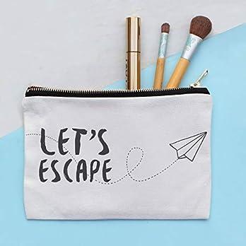 Lets Escape Make Up Bag