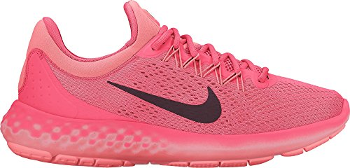 Nike Wmns Lunar Skyelux, Scarpe Running Donna Arancione (Coral / Negro / Hot Punch / Night Maroon / Lava Glow)