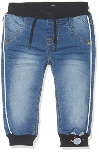 NAME IT Baby-Jungen Jeans NBMBOB DNMAJAKE 2189 Pant, Blau (Medium Blue Denim), (Herstellergröße: 80)