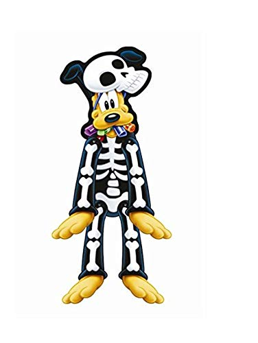 Procos 84293 Pluto Halloween Hängende Girlande (Mickey Und Pluto Halloween)