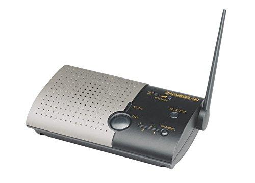 Chamberlain NLS1 door intercom system - door intercom systems (Black, Grey)