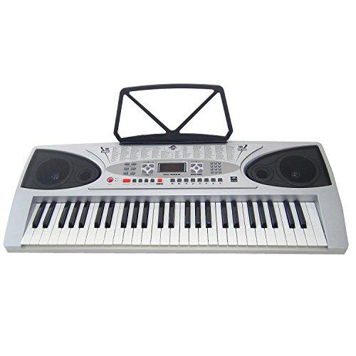 Teclado 54 teclas DynaSun MK2069 Key Lighted LCD Keyboard