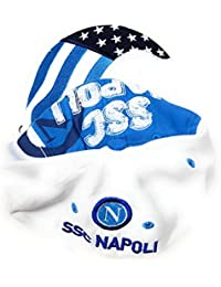CAPPELLO UOMO SSC NAPOLI BASEBALL BY ENZO CASTELLANO 11404 4272c0d0be96