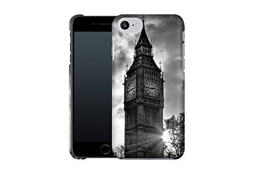 Handyhülle mit Fotografie-Design: iPhone 7 Hülle / aus recyceltem PET / robuste Schutzhülle / Stylisches & umweltfreundliches iPhone 7 Case - Apple iPhone 7 Schutzhülle: Iranian Mosaic von Omid Scheyb Big Ben von Ronya Galka