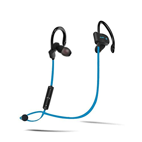 Wireless Bluetooth Headphones V4.1 Wireless Stereo Bluetooth Earphones  In-ear Sport Earbuds with Mic for iOS and Android Cell phone 1aa00ad23bef