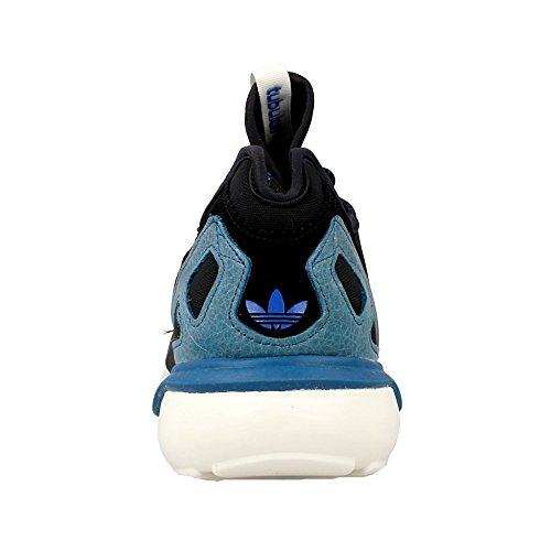 Hommes Adidas Tubular Runner noir / brun 11 Courir Athletic B35641 Black/Surpet