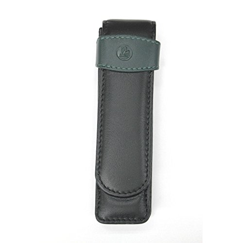 Pelikan 923722 Schreibgeräte-Etui Leder TG 22 Stiftablagen, 1 Stück