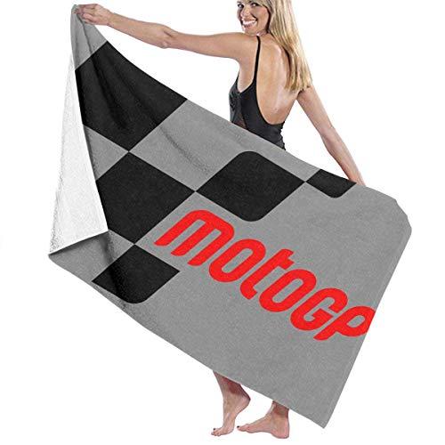 rtuuruyuy Toallas de baño Toalla de Playa Moto GP Baby Large Soft...