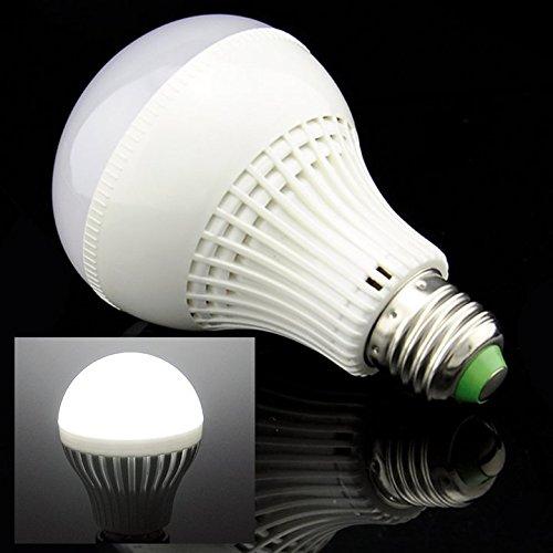 Hikenn 12W E27 LED Weiß Birnen Glühbine Birne Lampen Glühlampen Einbauleuchte Einbau 910lm 6500K