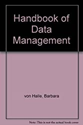 Handbook of Data Management/With 1996-97 Yearbook