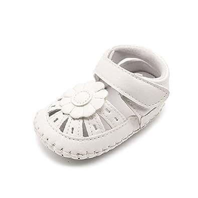 Sandali Principessa Sandali Fiori Romani Scava Fuori Sandali Scarpe da Principessa per bambini Toddlers Scarpe estive Yon1mxO