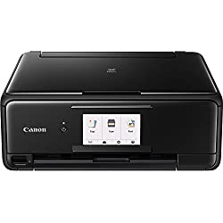 Canon PIXMA TS8150 Noir - Imprimante Multifonction Wifi