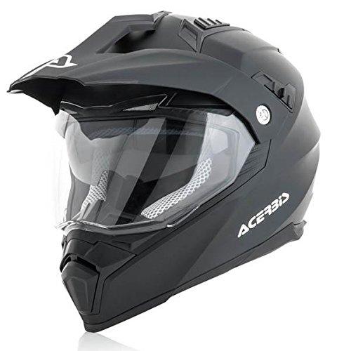 Acerbis casco flip fs-606 nero 2 xl