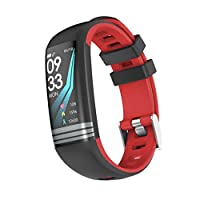 G26s Smart Watch Sports Fitness Activity Heart Rate Tracker Blood Pressure Watch (Red)