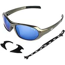 576588c25e338e Rapid Eyewear Aspen Lunettes DE Soleil DE Sports EXTRÊMES pour Le Ski,  Snowboard et l
