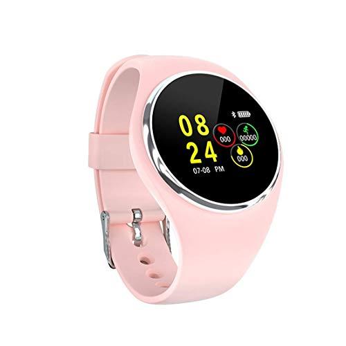 Sweet Multifunktionsuhr IP67 wasserdichte Bluetooth 4.0 Unterstützung Anruferinnerung/Herzfrequenz/Blutdruck/Schlafüberwachung