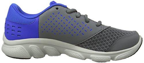 Under Armour  Ua Bgs Micro G Rave Rn, Chaussures de Running Compétition garçon Grau (Graphite)