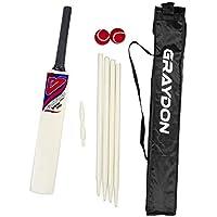 Juego de Cricket - buena/Regalo // juguete para niños-genial para jardín y juego interior Talla:5
