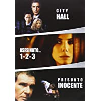 Pack: Presunto Inocente + City Hall + Asesinato… 1-2-3