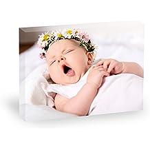 Lienzo personalizado con tu foto - 50 x 70 cm