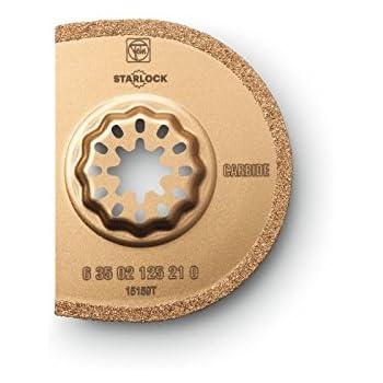 Sh90db 3/x Saxton Diamant de lames pour outil multifonction oscillant Fein Multimaster Bosch Makita