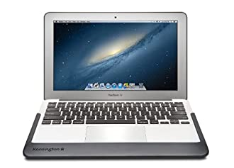 """Kensington Dock di Sicurezza per MacBook Air 11"""", Nero"""