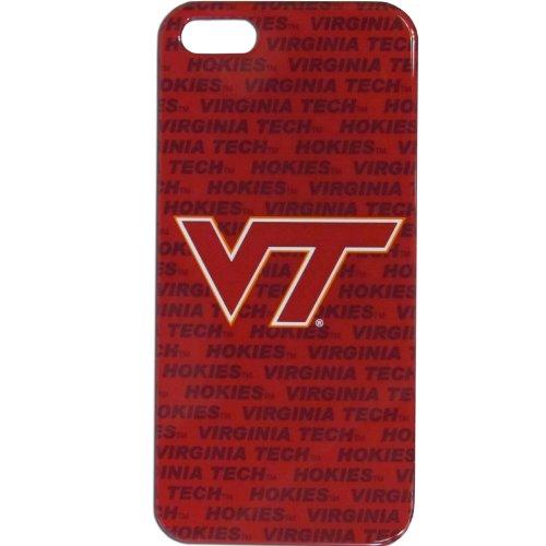 Siskiyou NCAA Schutzhülle für iPhone 5, zum Aufstecken, rot Faceplate Hard Phone Cover
