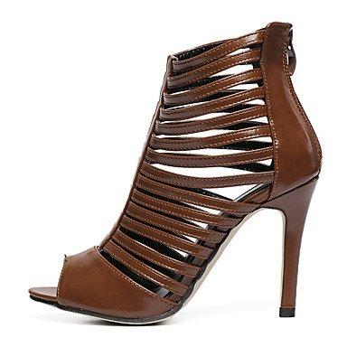 CBIN&HUA Scarpe Donna-Sandali / Scarpe col tacco / Stivali / Sneakers alla moda / Mocassini-Matrimonio / Ufficio e lavoro / Serata e festa / , yellow , us9 / eu40 / uk7 / cn41