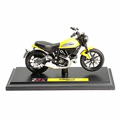 original DUCATI Scrambler Icon Maisto Motorrad Modell 1:18 Scale Bike Model 987694370 von Ducati