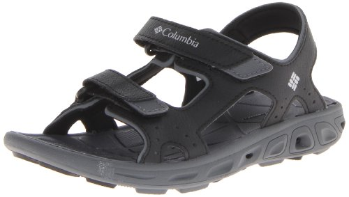 Columbia  Techsun Vent Y,  Unisex Kinder Aqua Schuhe Black/Columbia Grey