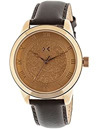 KILLER Unisex Analogue Leather Watch - KLW524D