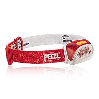 Petzl Actik Core Stirnlampe Rot One Size