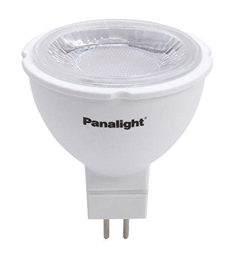 Panalight LDR12V8L40WG52EPL - Lámpara LED dicroica GU5.3 de 7 W, 4000K