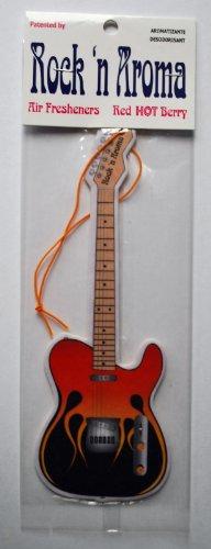 fender-telecaster-guitar-air-freshener-red-hot-berry-hb42