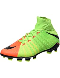 big sale 5f437 e9cc9 Nike Hypervenom Phantom 3 DF FG, Chaussures de Football Mixte Enfant