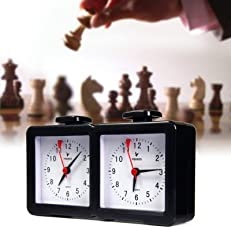 Hastip LEAP PQ9905 Quarz Analogue Chess Clock I-Go Count up Down Timer