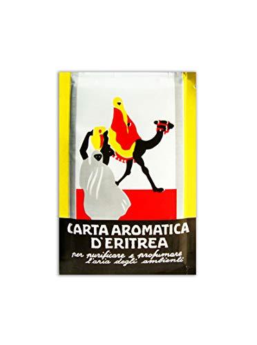 Carta d'Eritrea 60 - strisce deodoranti per ambient