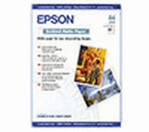 EPSON Drucker papier - Matte Archivierung Fotopapier - 192 g/m² - A4 - 50 sheets (C13S041342)