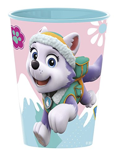 nickelodeon-paw-patrol-bicchiere-di-plastica-everest-skye-260-ml