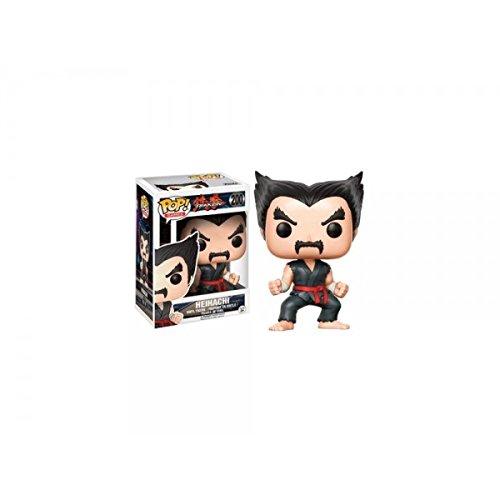 Funko - Figurine Tekken - Heihachi Tekken Tag Tournament Exclu Pop 10c