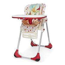 Chicco Polly Çift Kılıflı Mama Sandalyesi Timeles