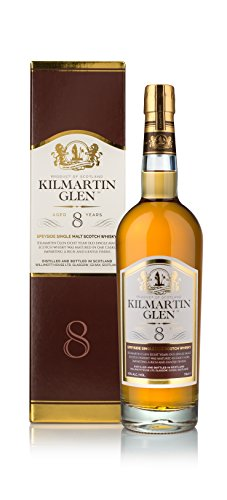 Scotch Whisky Single Malt Kilmartin Glen 8 Ans 700 ml